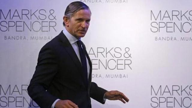 M&S Boss Marc Bolland Must Fix Catwalk