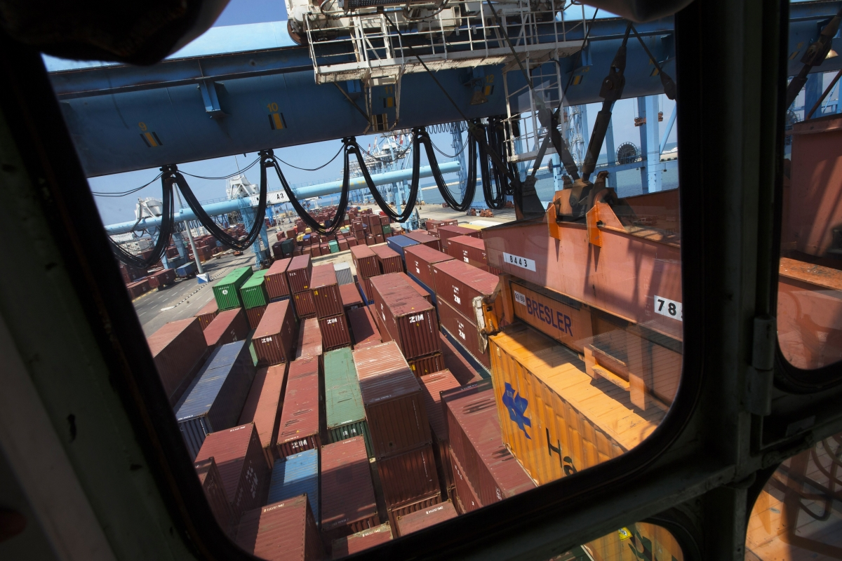Israel Palestine BDS Boycott Port Ashdod Haifa