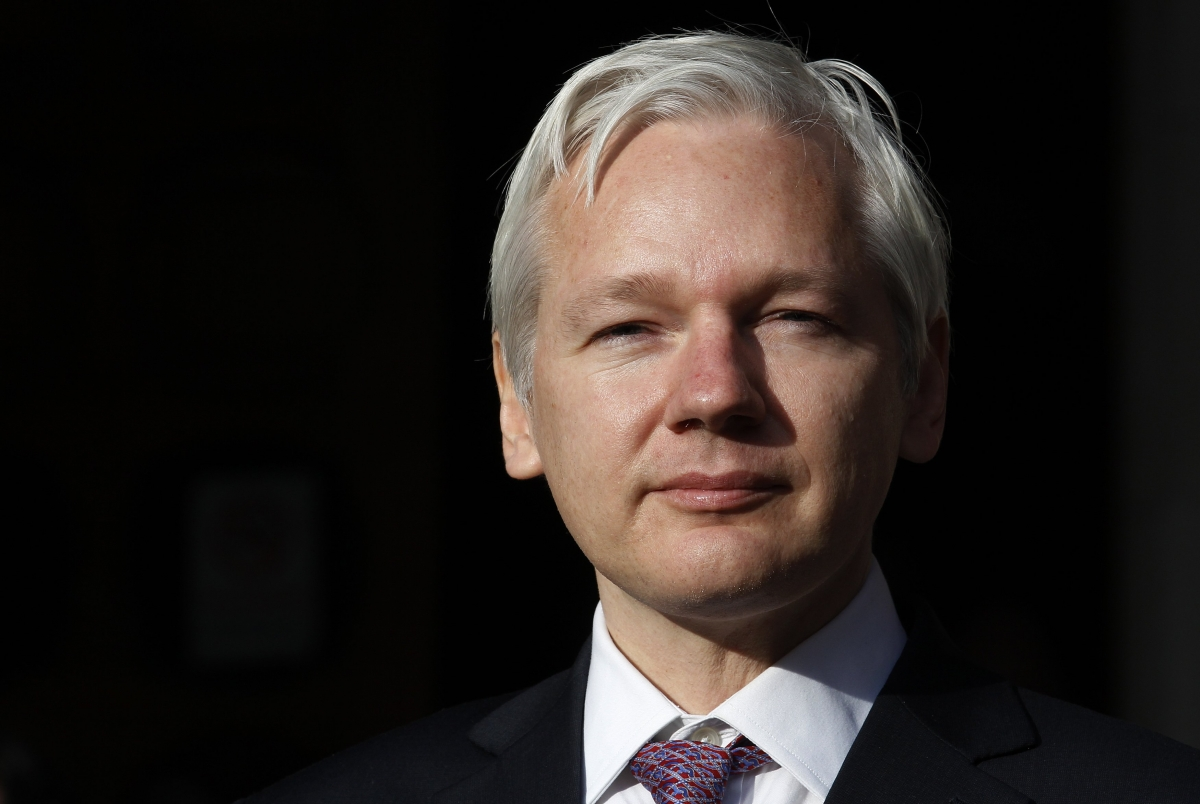 Julian Assange Arrest Warrant Cancelled