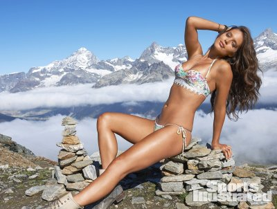 Emily Didonato was photographed in Switzerland by Yu  Tsai