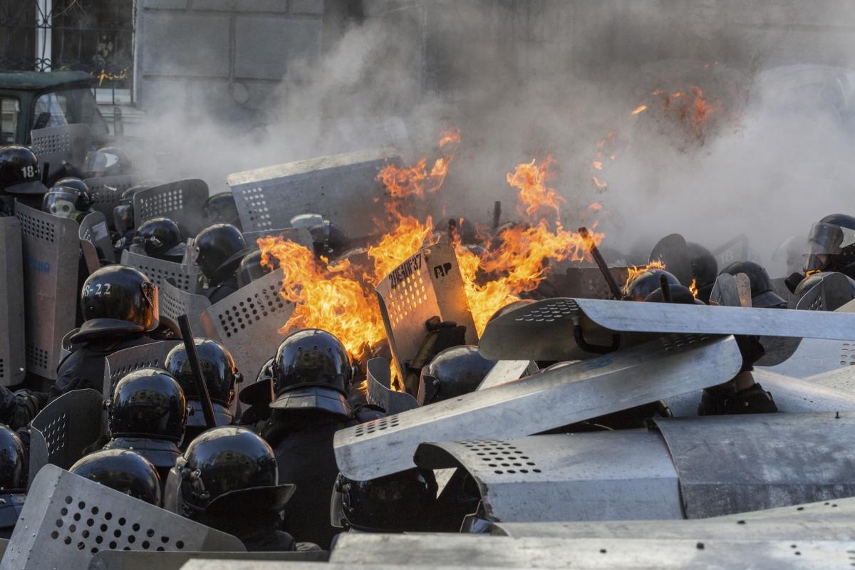 Ukraine Unrest Dead Yanukovych Russia Kiev