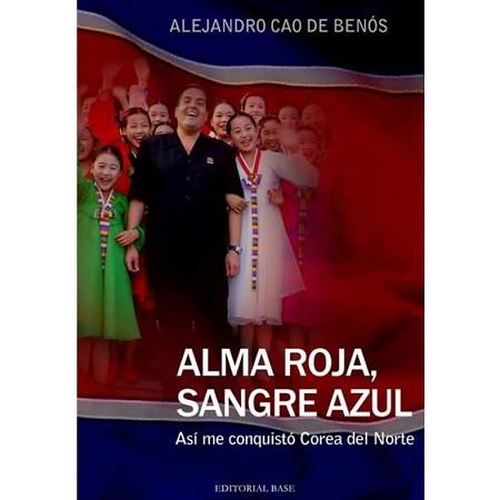 The cover of Senior Alejandro Cao de Benos' book