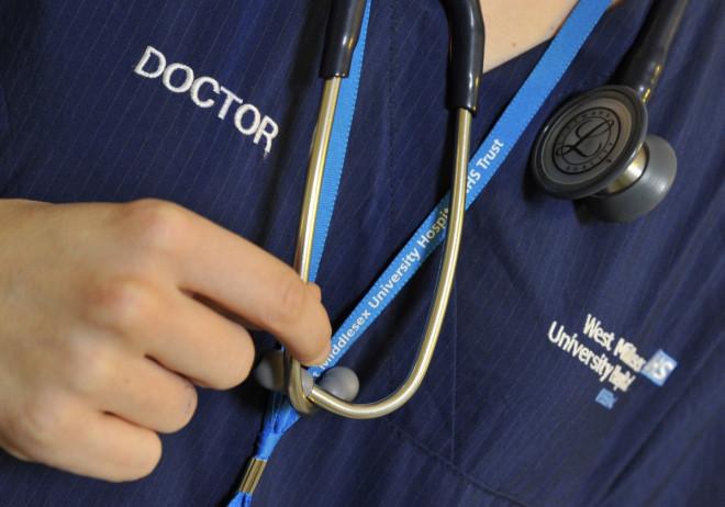 UK doctor