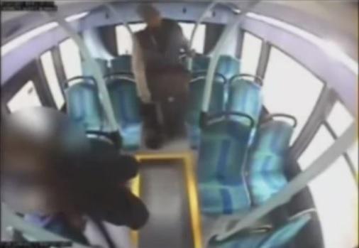 bus strangle
