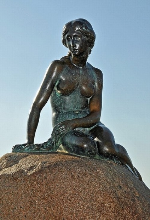 The Little Mermaid, Edward Eriksen