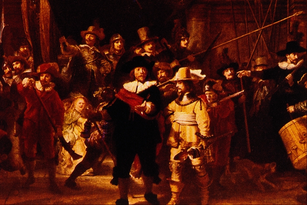 Night Watch Rembrandt