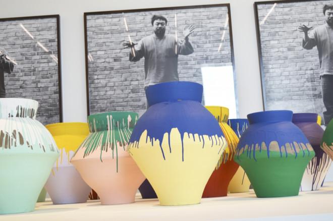 Ai Weiwei Florida Art Smash Vase Caminero Museum