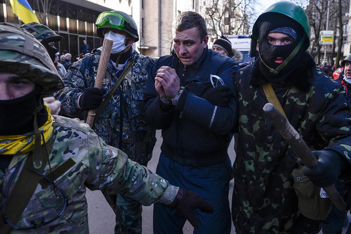 civilan arrest