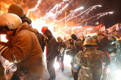 ukraine fireworks
