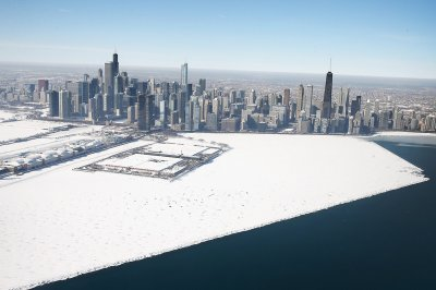 Chicago ice