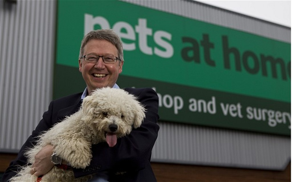 Pets At Home Nick Wood