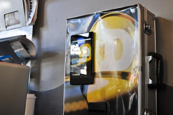 Dogecoin ATM