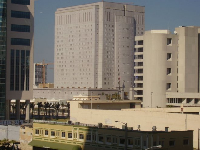 Miami Dade jail