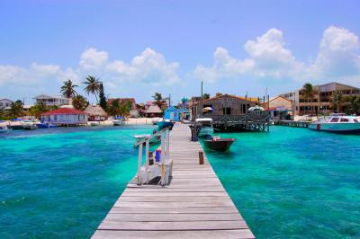 1. Ambergris Caye, Belize