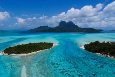 3. Bora Bora, French Polynesia