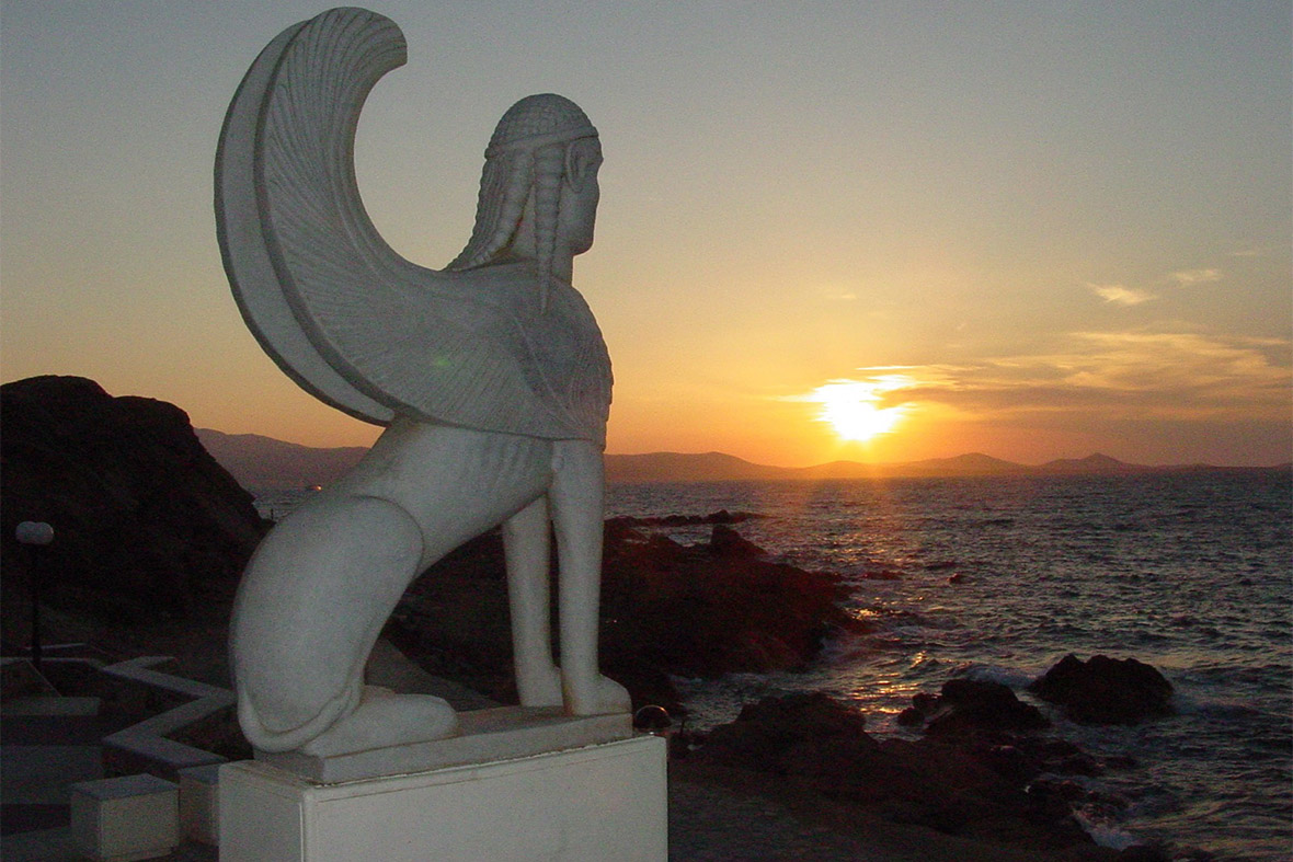 6. Naxos, Greece