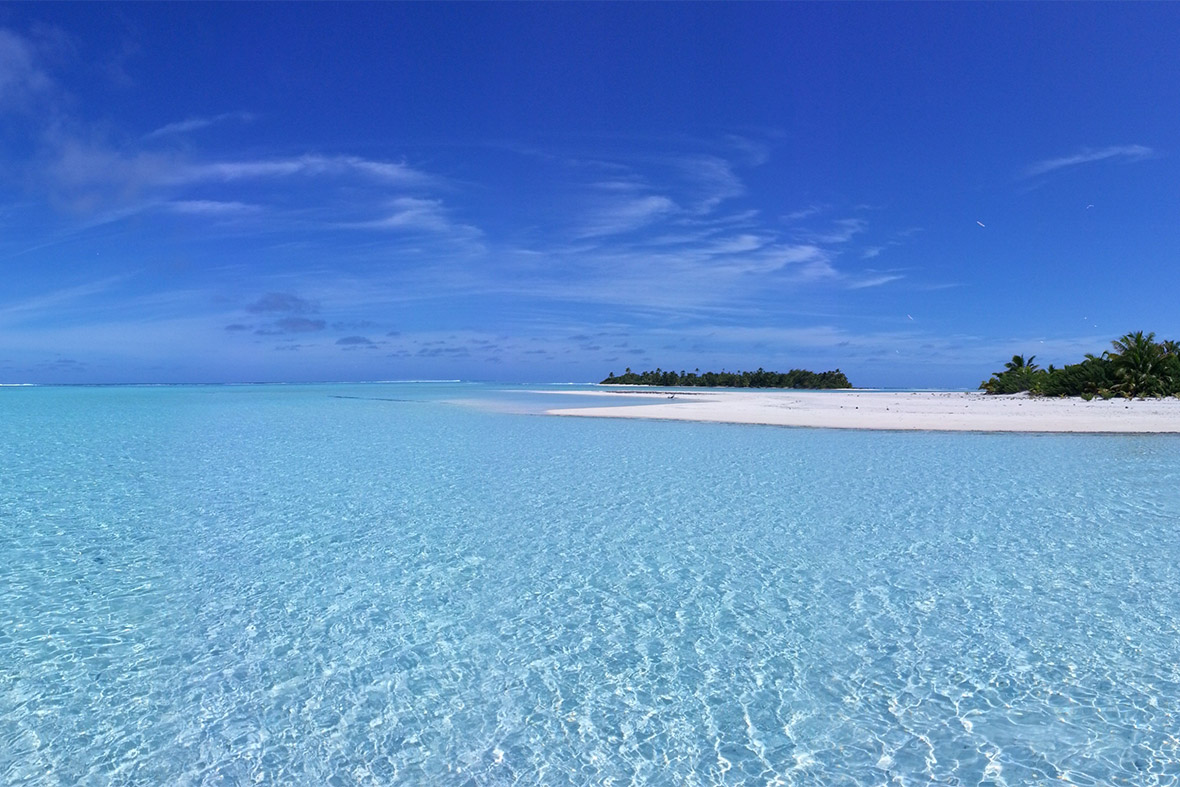 7. Aitutaki, Cook Islands
