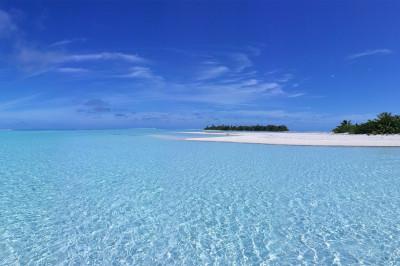 7. Aitutaki, Cook Islands