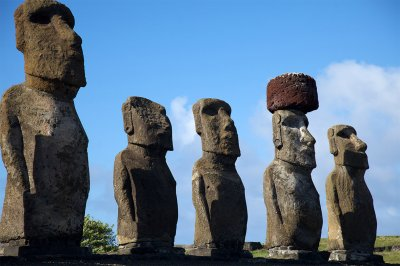 9. Easter Island, Chile