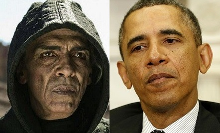 Satan/Obama