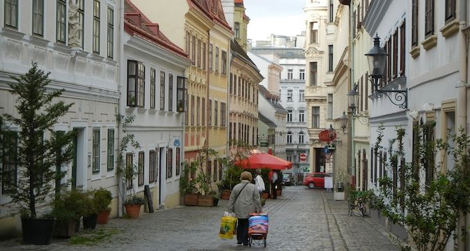 Vienna Crowned City with Best Quality of Living