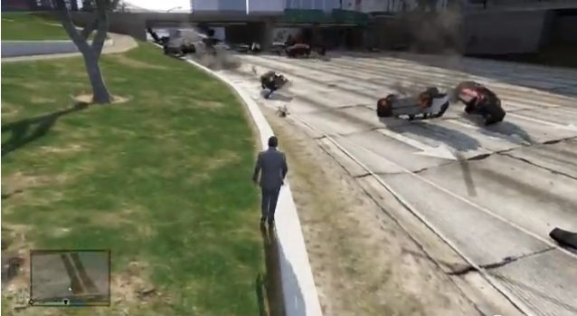 GTA 5: Carmageddon Mod Lands Los Santos in Utter Chaos