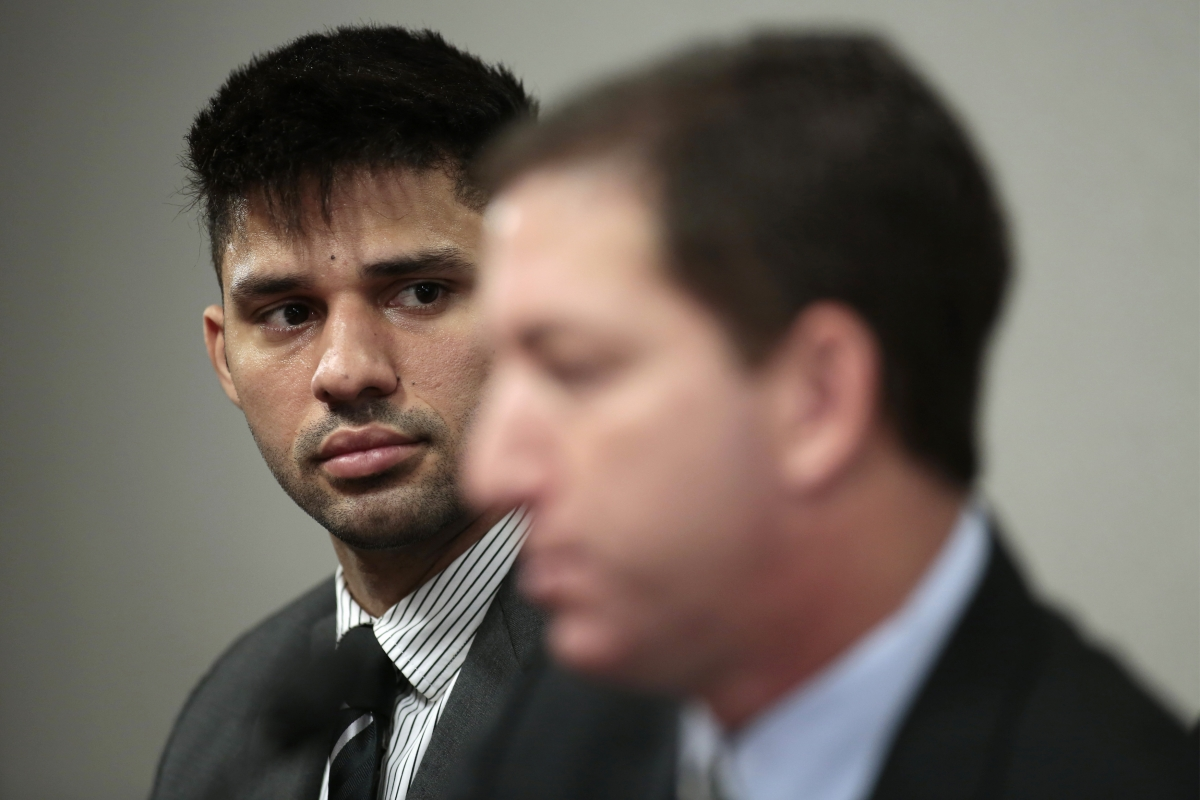 David Miranda Detention was Legal
