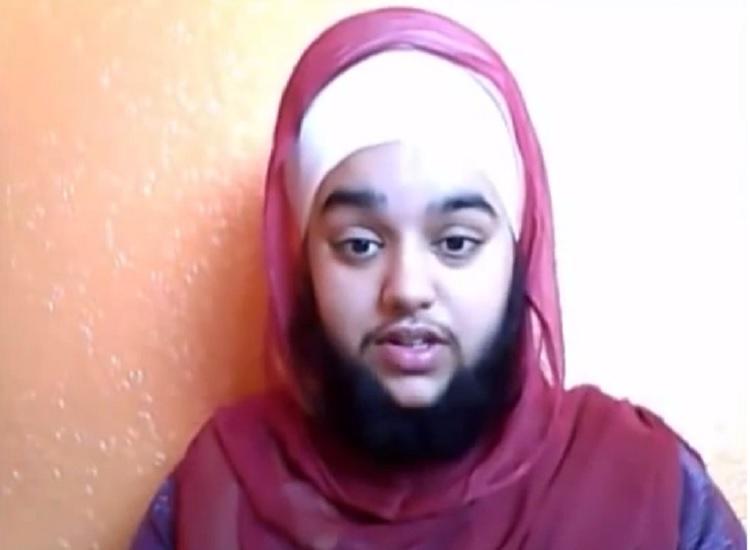 Harnaam Kaur has embraced her beard