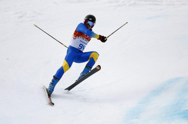 Ukraine Sochi Olympics Unrest Kiev Medals Athletes Black Armband