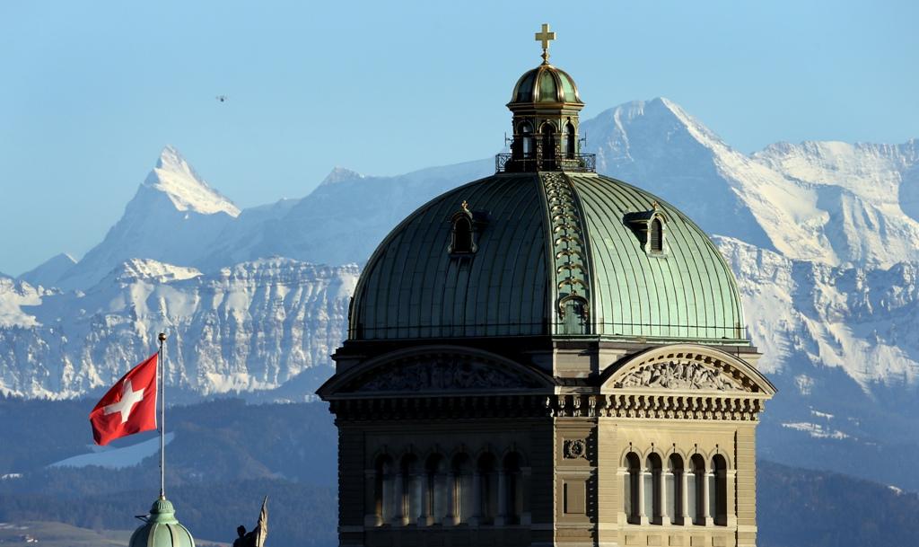 Federal Palace Bern Switzerland