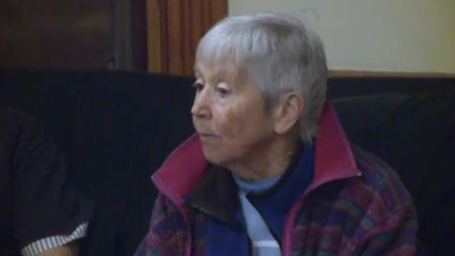Nuclear Nun Sentenced To Prison for Break-in