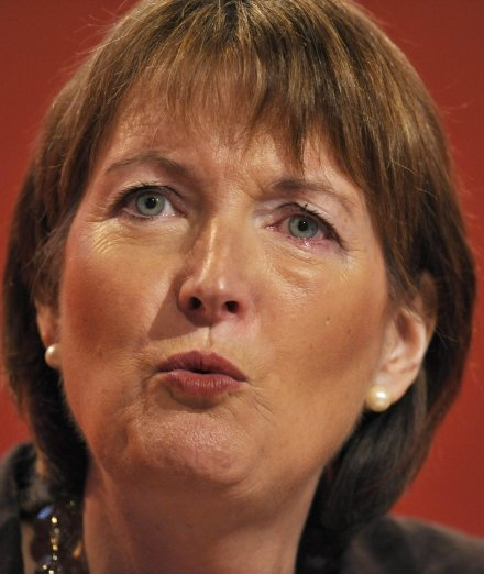 Harriet Harman was in NCCL when it campaigned for the rights of paedophiles