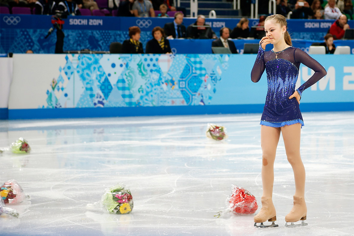 olympic yulia