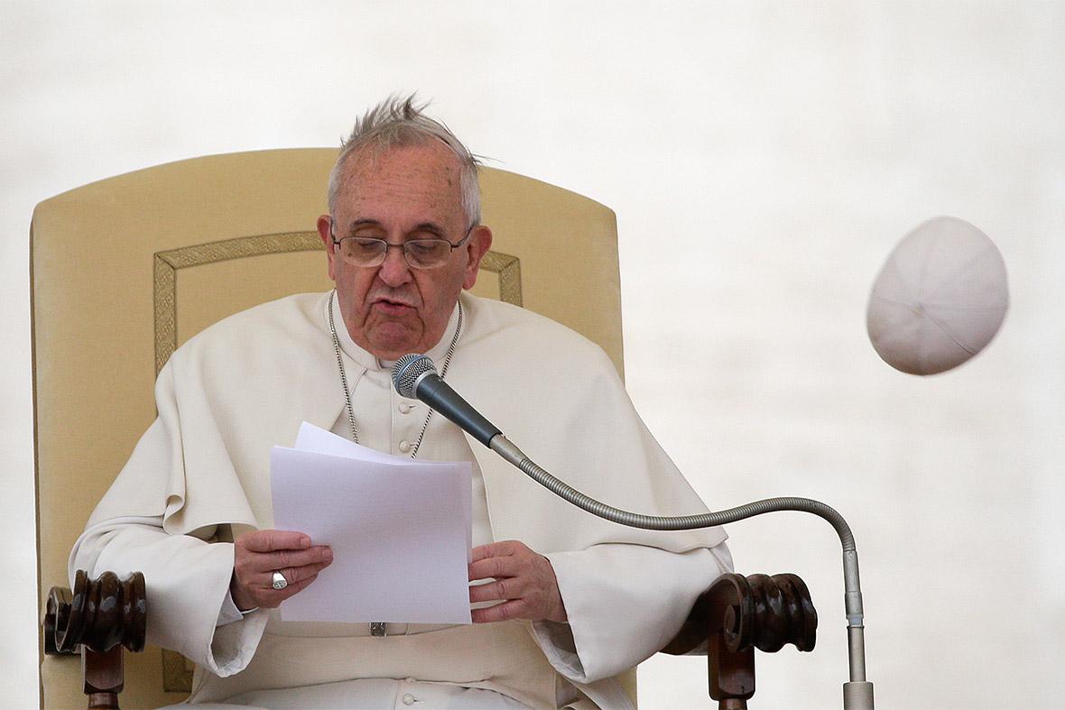 pope wind 2