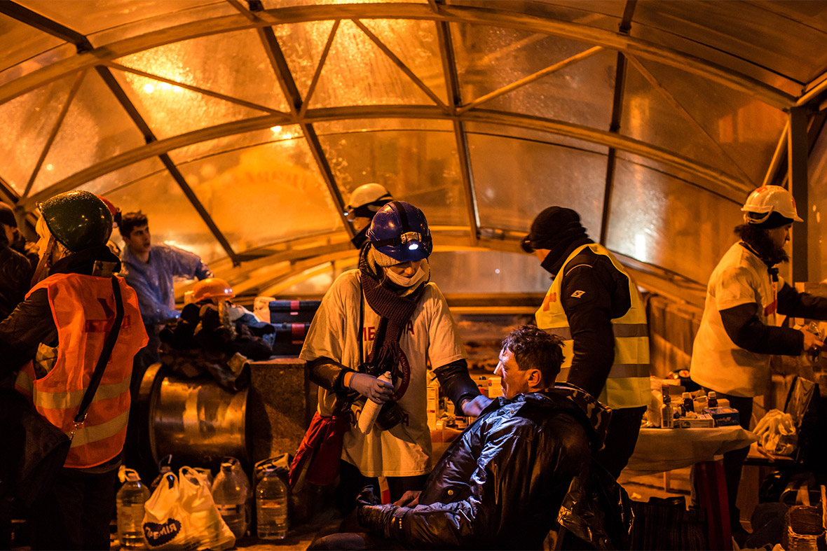 kiev treatment