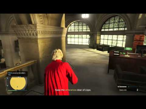 GTA 5: Heist Gameplay Footage Leaked in Secret Beta Files [VIDEO]