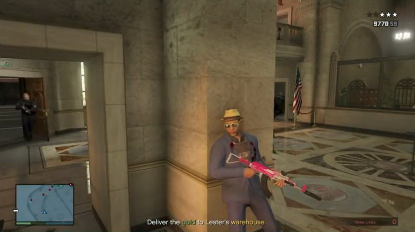 GTA 5: Heist Gameplay Footage Leaked in Secret Beta Files [VIDEO]