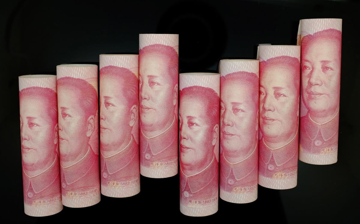 China's Yuan Tumbles Amid Band Widening Speculation