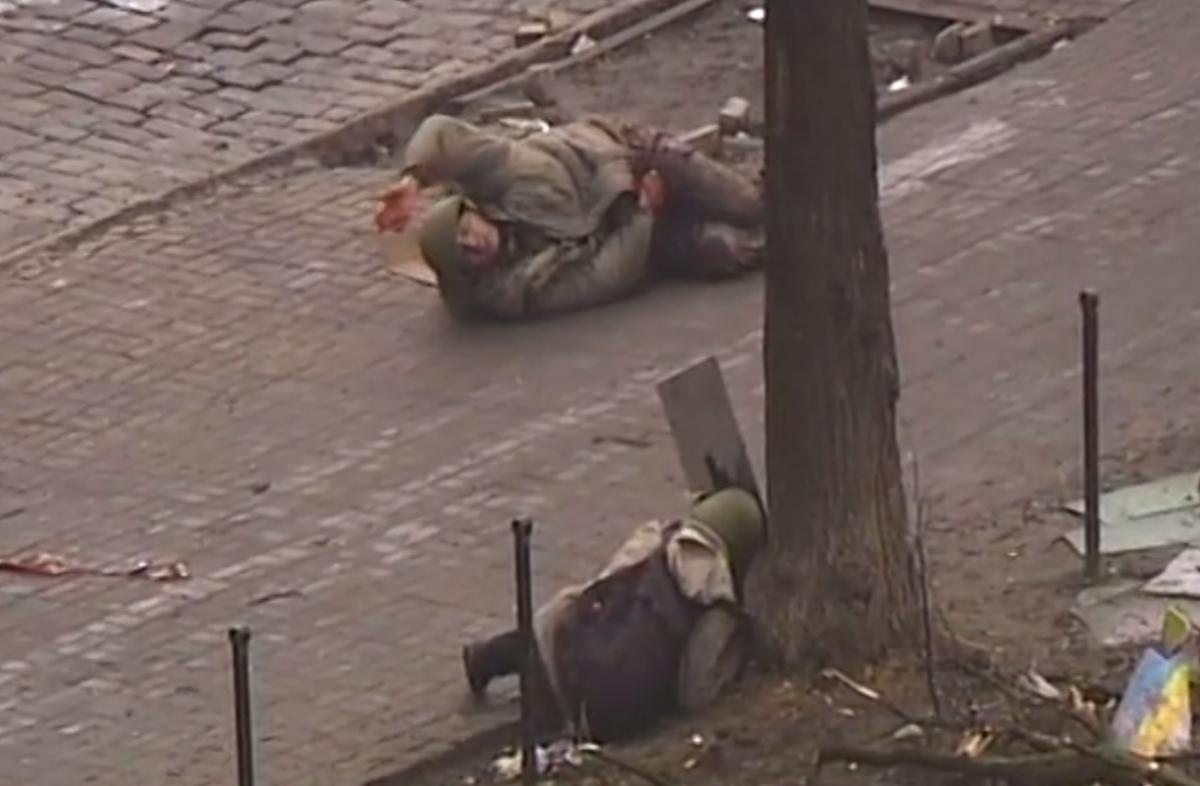 Ukraine Sniper