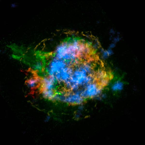 Supernova explosion NuSTAR technology