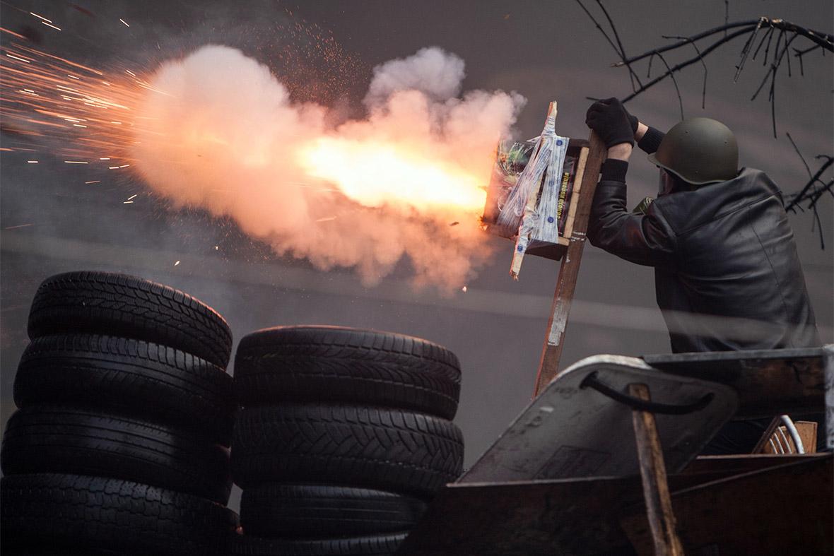 Ukraine in Crisis: Gazprom Declares European Gas Exports 'Pumped in Full'