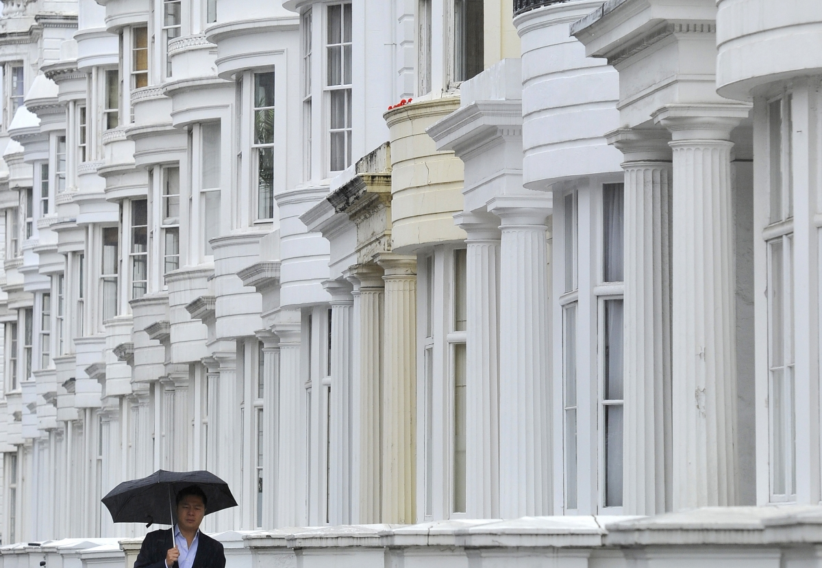 London Housing Bubble? £2m Average Price in 13 Post Codes