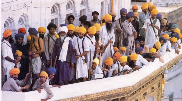 Golden Temple Siege of 1984