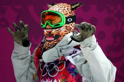 sochi leopard