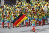 Germany opening ceremony