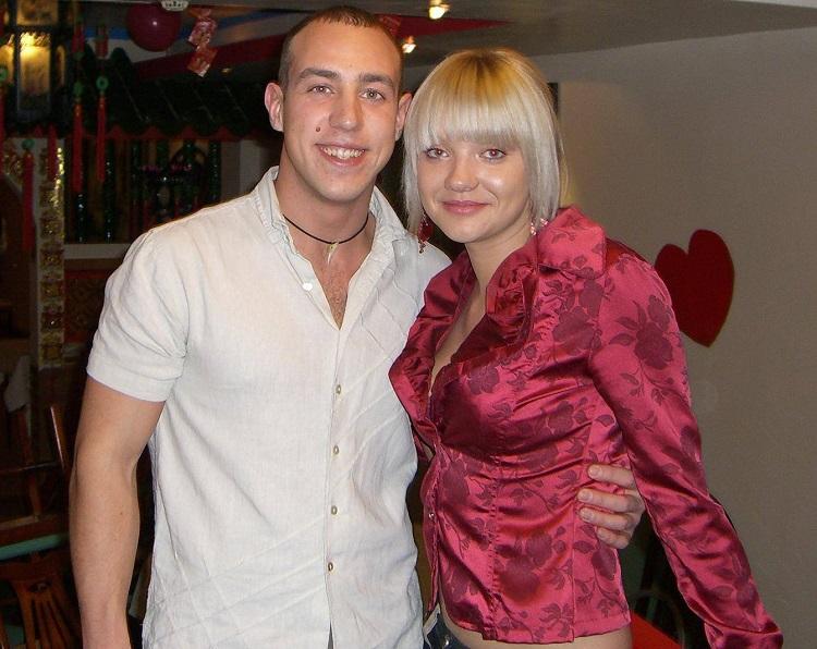 Aleksandrs Zuks and Alina Bogdanova