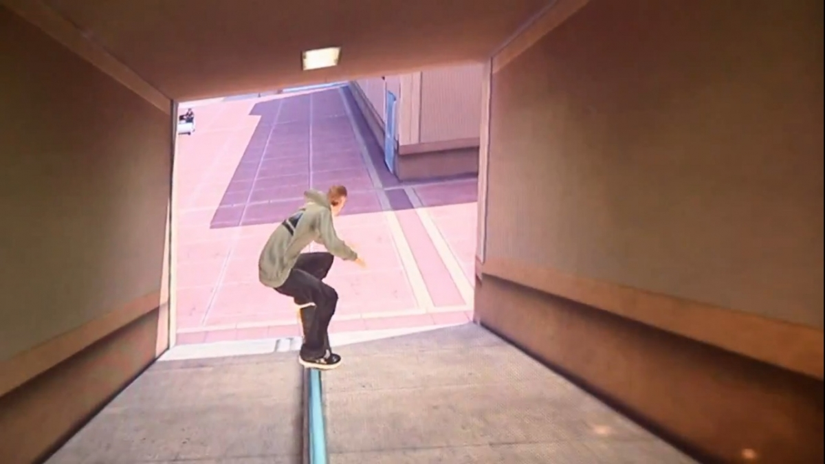 Tony Hawk Game 2014