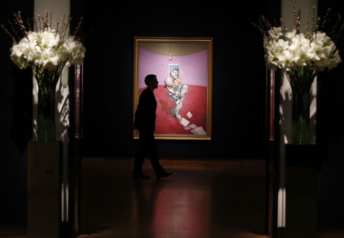 The Explosive Prices of Fine Art: Paying £42m for Francis Bacon's Lover