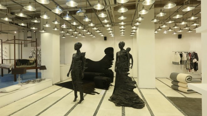 Russian Oligarch Elena Baturina Bridges East and West with 'Made in India' Exhibition