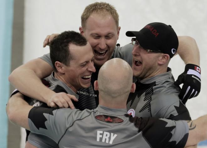 Canada Win Curling